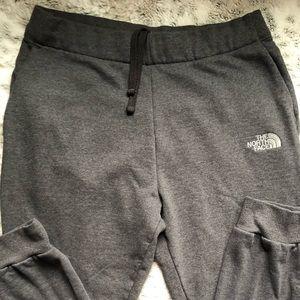 Men's North face jogger sweatpants